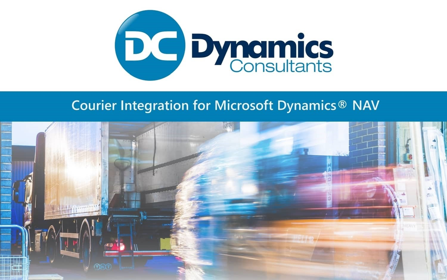 Download the Microsoft Dynamics 365 to courier integration brochure