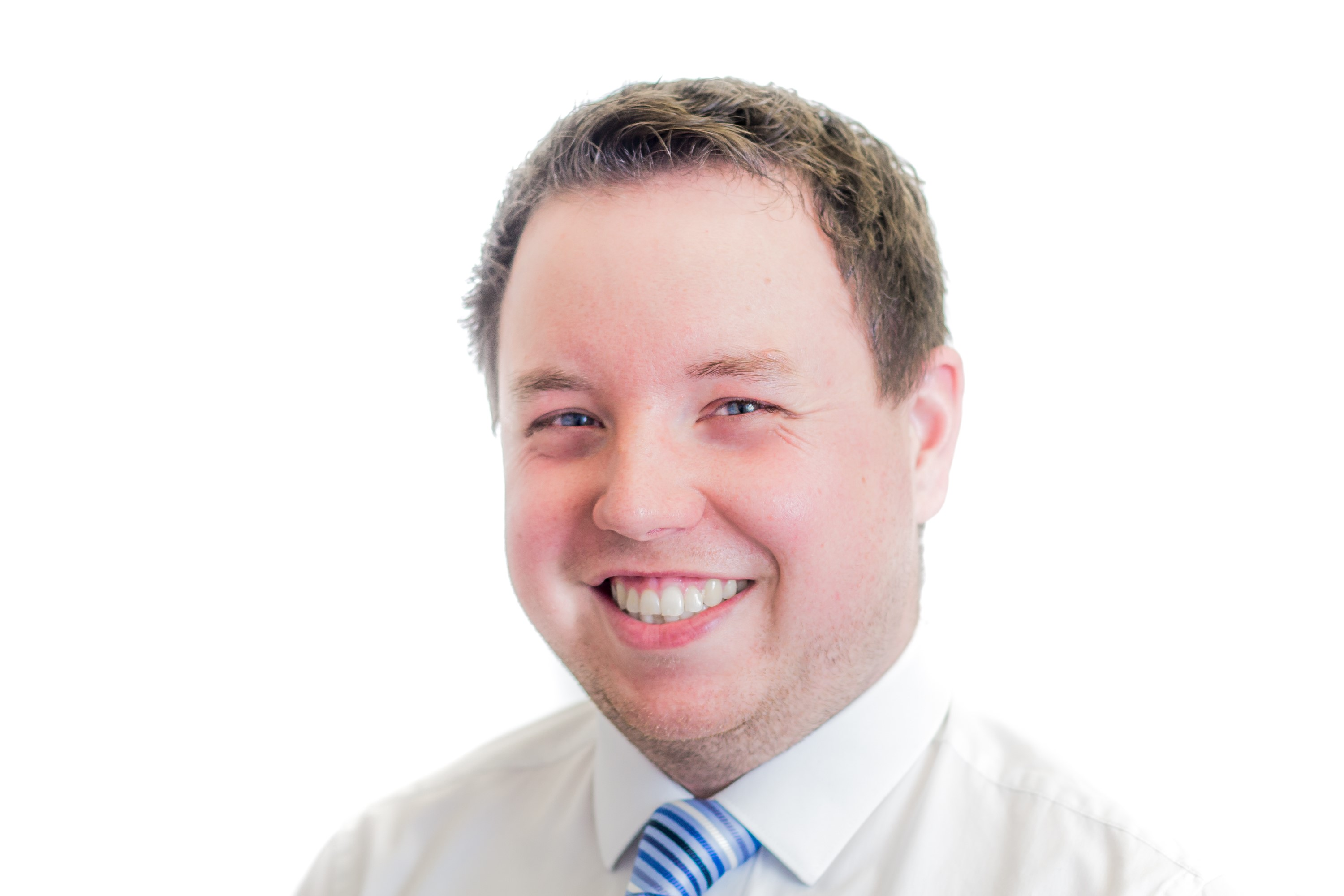 Tom Hogben - Business Solutions Consultant