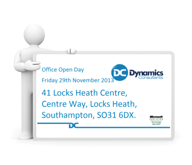 Office Open Day