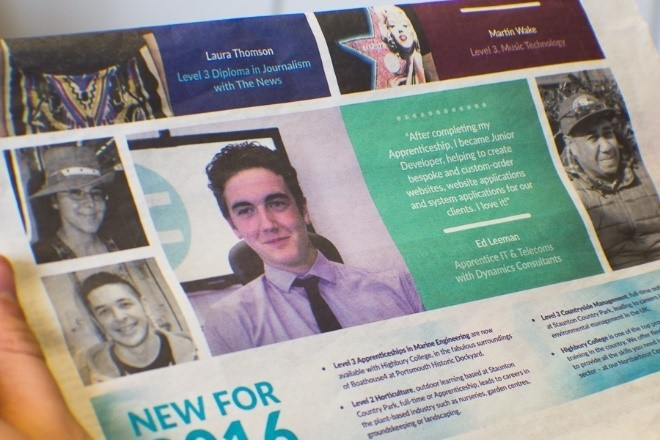 Our Web Development Apprentice is in the News