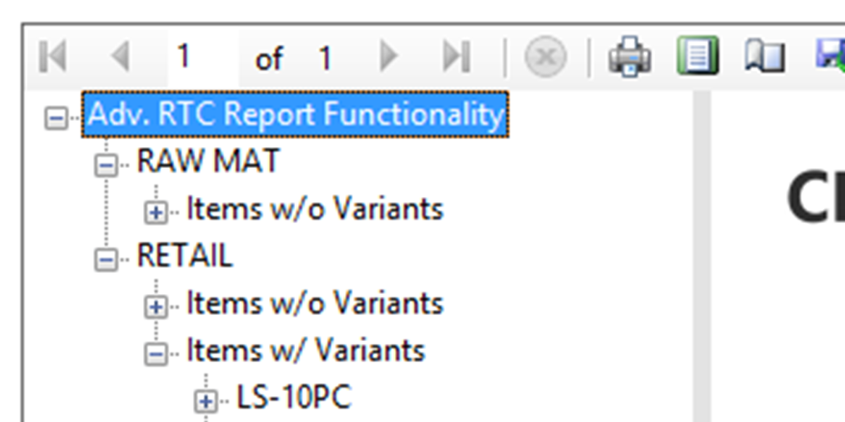 Some Seldom Used Features of RDLC Reports…