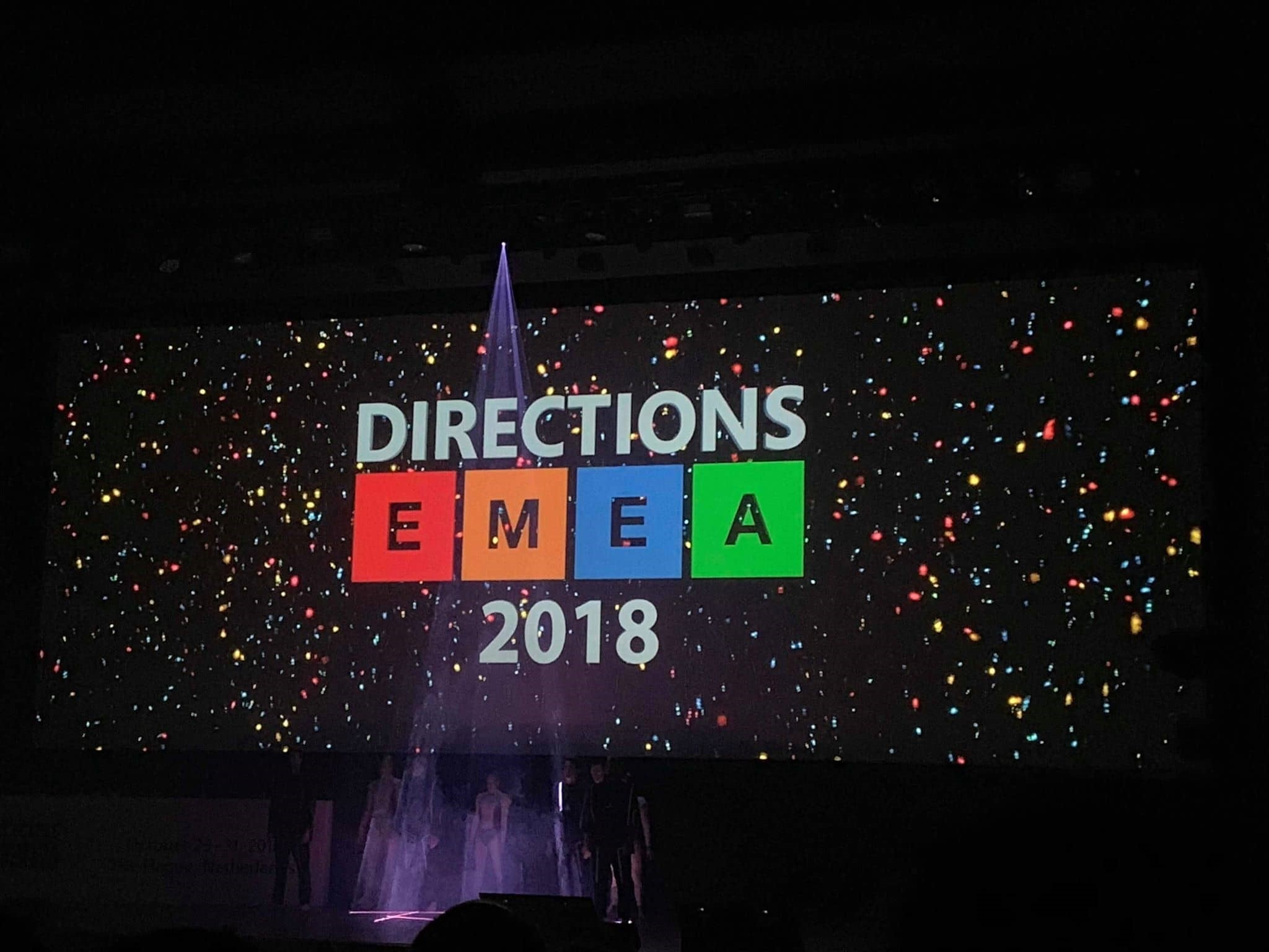 Directions EMEA 2018 Review
