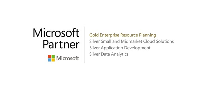 Microsoft Gold Partner UK ERP
